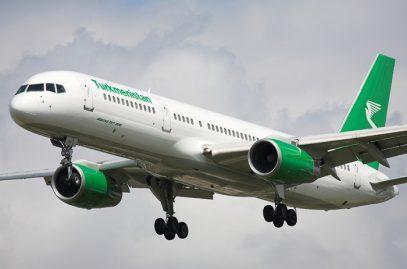 """Пассажиров не пустили в самолет """"из-за президента Туркменистана"""""""
