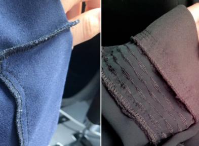 Зачем саудовские женщины начали носить вывернутые наизнанку платья?