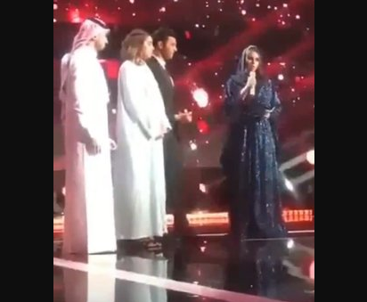 Участник саудовского «Голоса» шокировал зрителей реакцией на проигрыш (ВИДЕО)