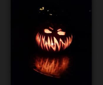 Хэллоуин обернулся бедствием для дома Аллаха