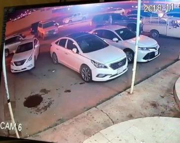 В Саудовской Аравии внедорожник влетел в парикмахерскую, есть жертвы (ВИДЕО 18+)