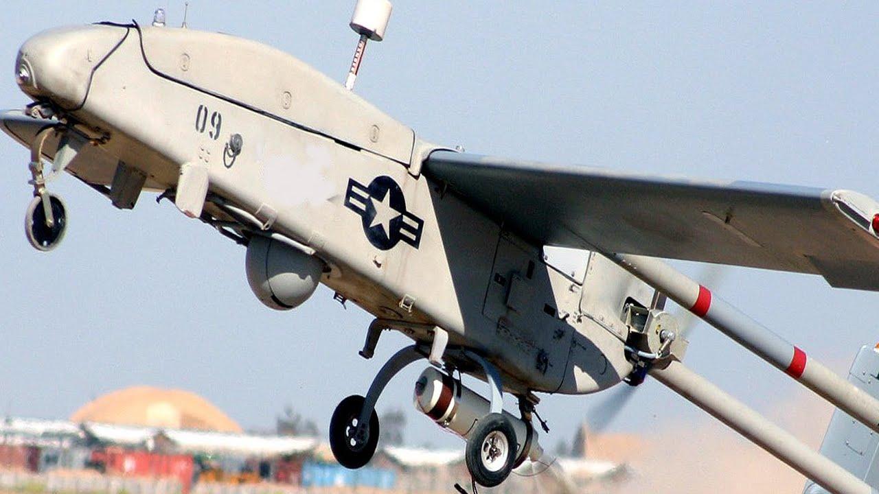 Тактический беспилотник RQ-7 Shadow легкого класса
