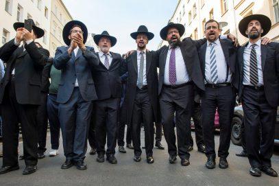 Немецкие евреи боятся мусульман и ультраправых