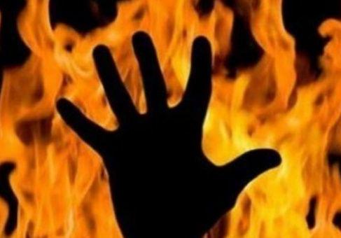 82-летнего мусульманского дедушку сожгли заживо
