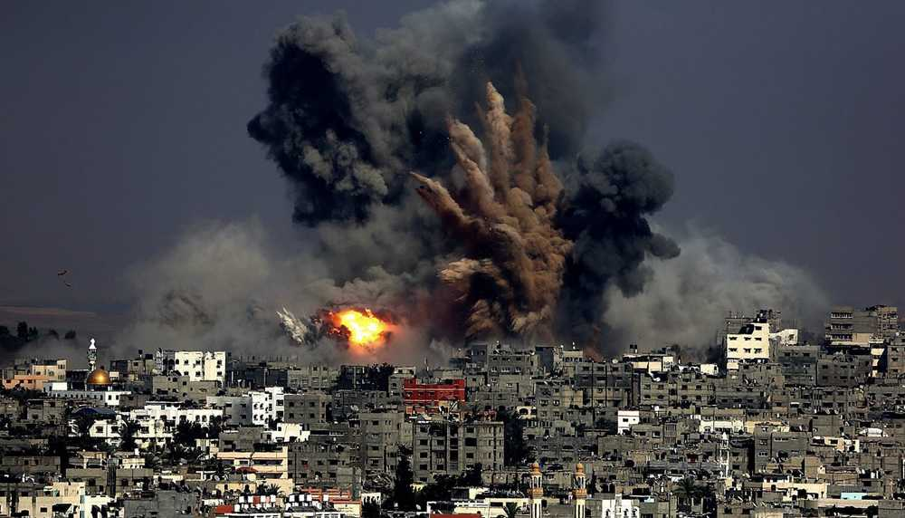 Палестинское сопротивление предъявило Израилю ультиматум из-за бомбёжек