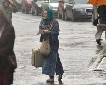 Голливудская актриса примерила хиджаб и вошла в образ