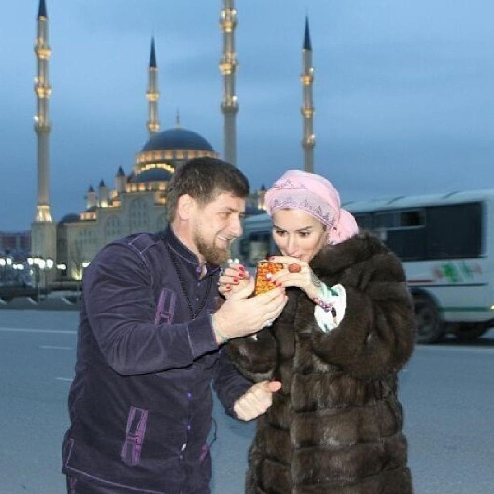 Кадыров и Канделаки
