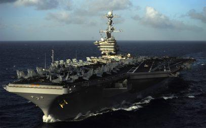 США вздумали напугать иранцев авианосной группой