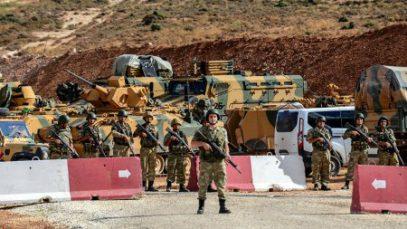 США облепили турецко-сирийскую границу постами и разозлили Анкару