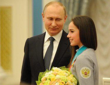 Путин с татарской девушкой стали людьми года