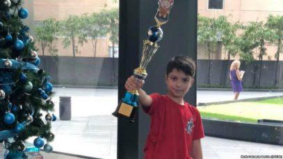 Ребенок из Дагестана выиграл всемирный математический турнир в Малайзии