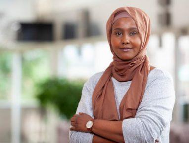 Парламентарий в хиджабе устроит шведам культурное потрясение
