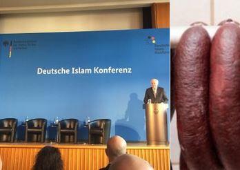 Власти Германии предложили мусульманам свинину