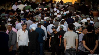 В Татарстане согласовали митинг в защиту мусульман Китая