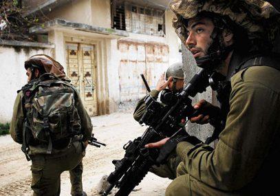 Израильские силовики парализовали жизнь палестинцев на Западном берегу