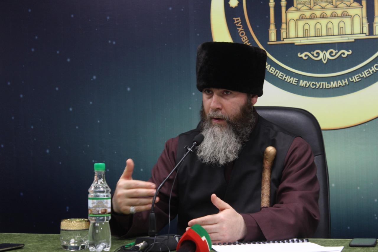 Салах Межиев. Фото: Чечня Сегодня