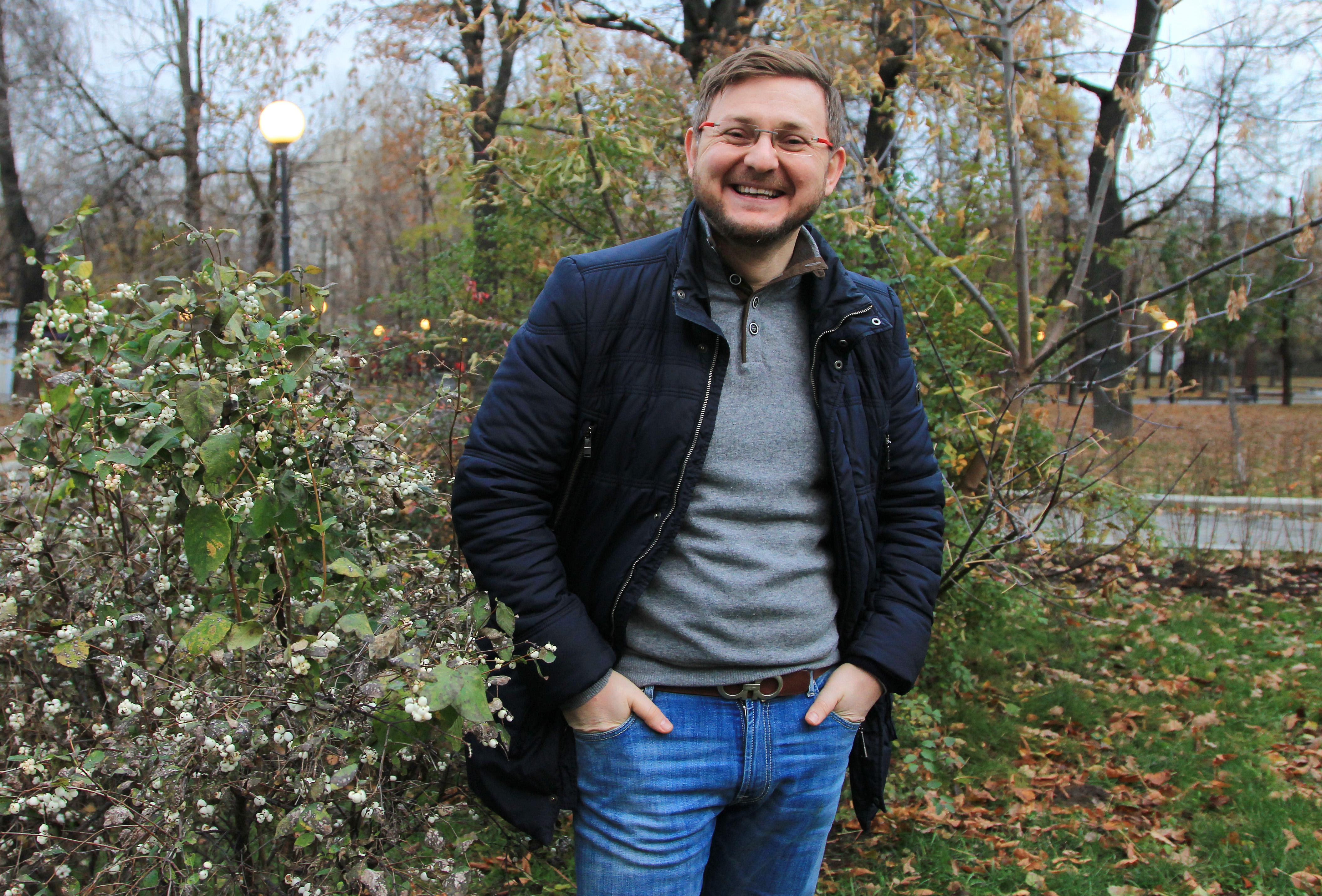 Салман Дадаев. Фото: caoinform.ru