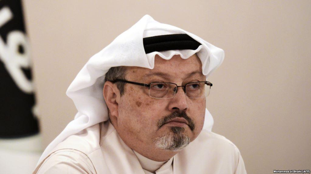 Джамаль Хашогджи