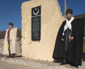 Дагестанцы поставили точку в дебатах о памятнике османским солдатам