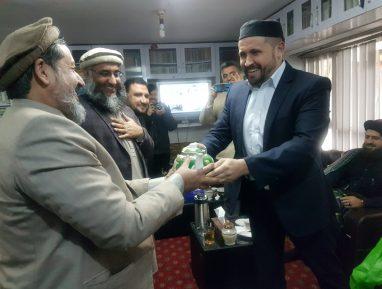 Афганские улемы поменяли чалму на татарскую тюбетейку