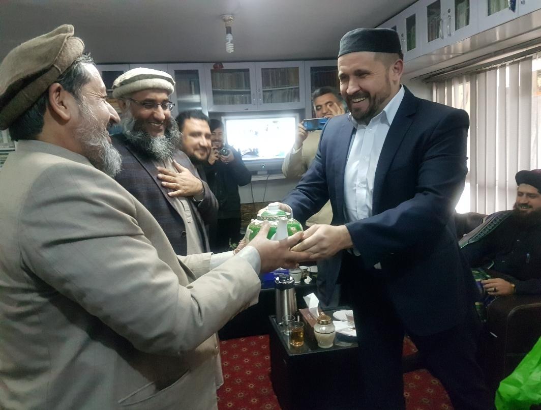 Улемам понравились головные уборы российских мусульман