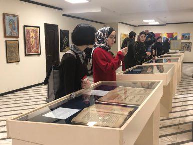 В Махачкале демонстрируют уникальные тексты Корана