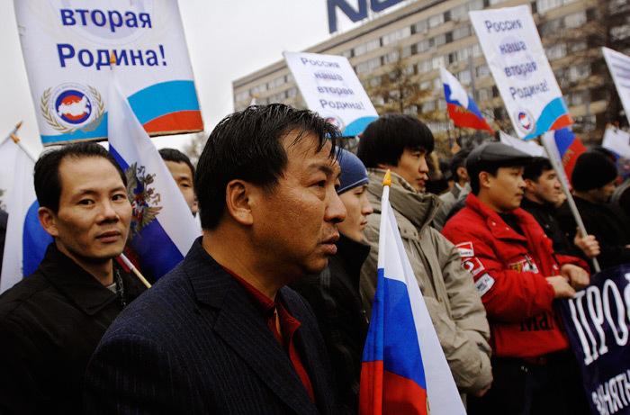 Китай готов компенсировать убыль населения РФ