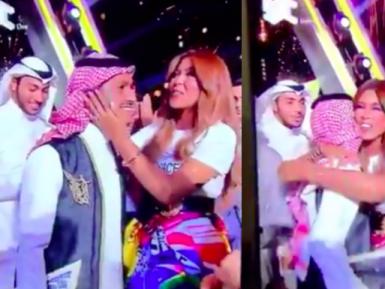 Саудовский певец нарушил главное табу и столкнулся с народным гневом (ВИДЕО)