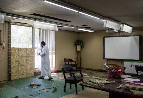 Обвиняемый в бомбежке мечети поразил суд цинизмом