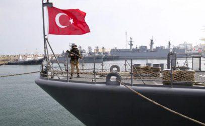 Турция начала строить базу на Черном море, о которой мечтала десятилетиями