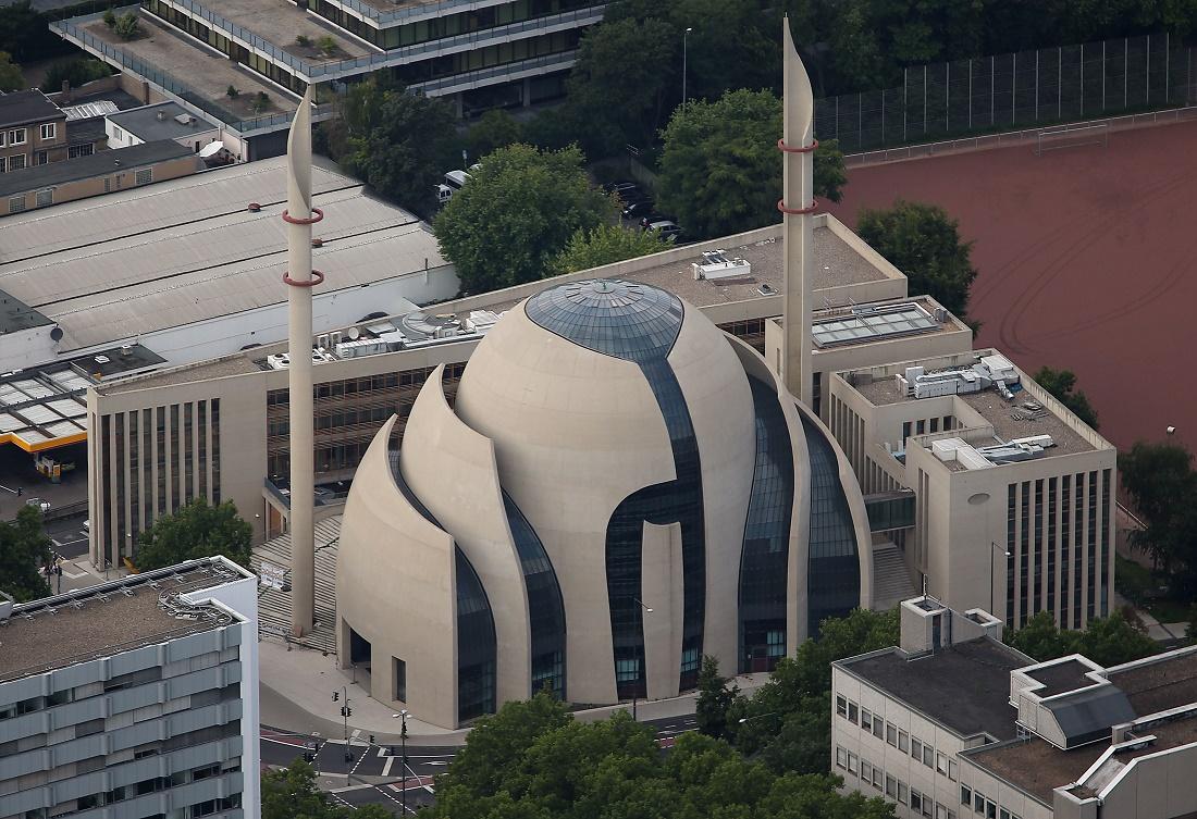 Мечеть в Кёльне