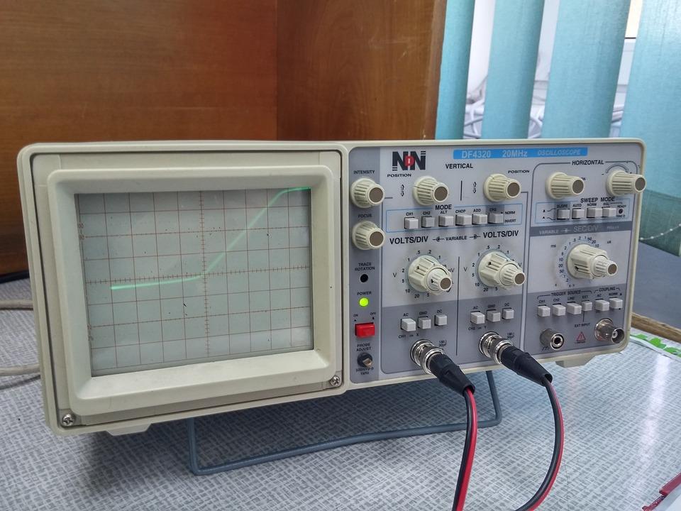 Цифровые осциллографы – современный вариант для измерения электрического сигнала..