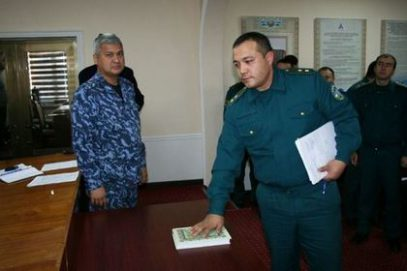 Силовики Узбекистана поклялись на Коране