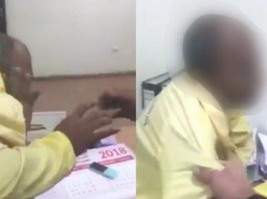Богатому кувейтцу не сошло с рук избиение гастарбайтера (ВИДЕО)