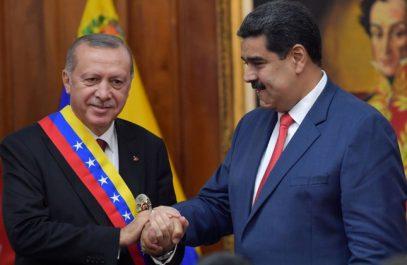 Эрдоган несет ислам в латиноамериканскую страну