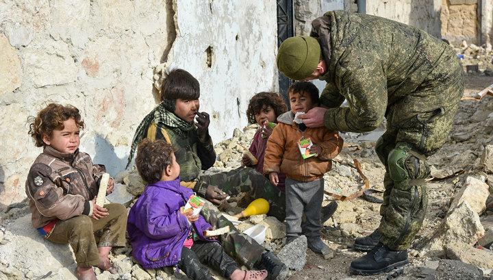 Дети в Ираке