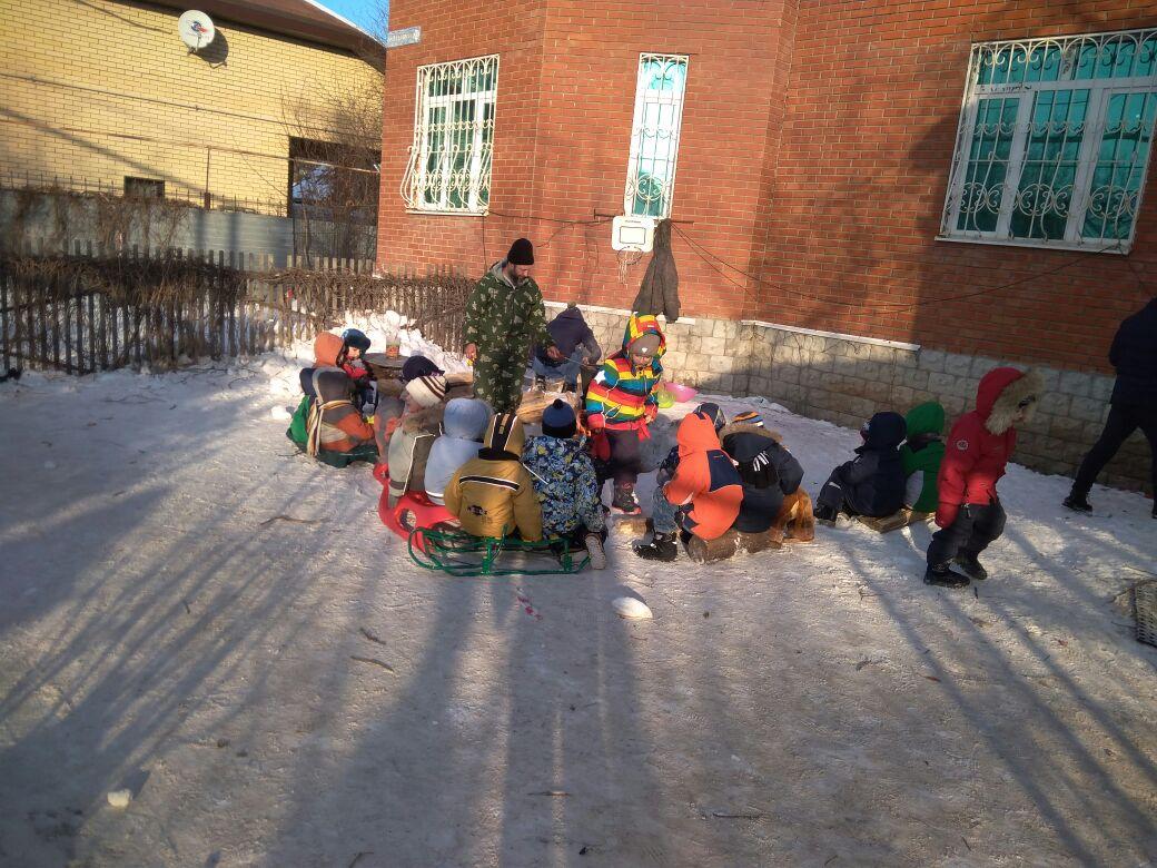 Школа для маленьких мусульман в г. Альметьевске