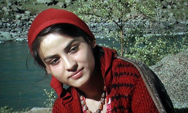 Кадр из кинофильма таджикского производства