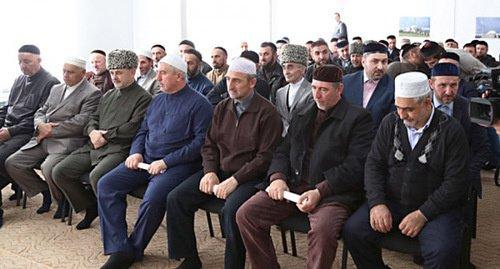 Религиозные деятели Ингушетии