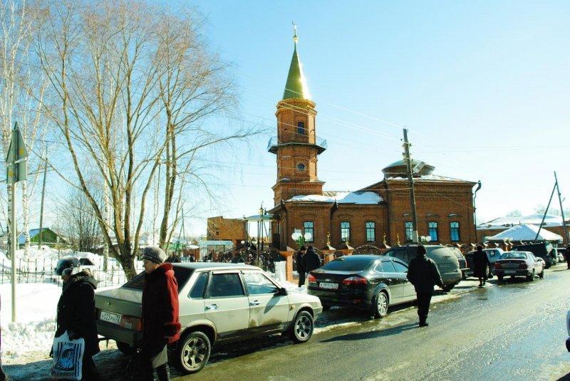 Соборная мечеть Тобольска