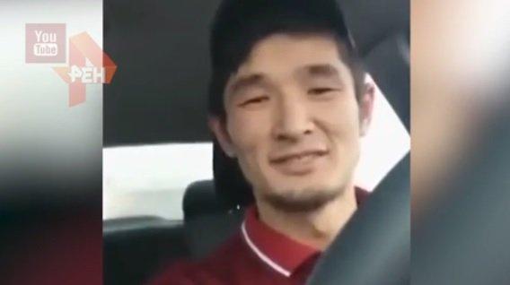 Благородный таксист из Киргизии