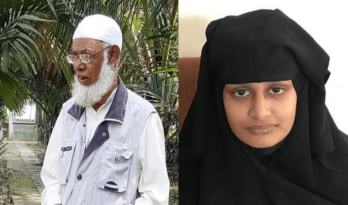 Ахмед Али и его дочь