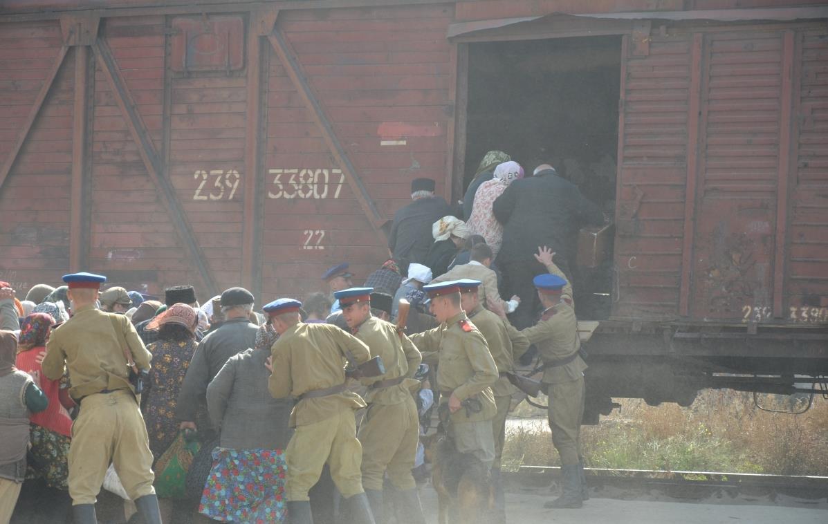 Депортация народа крымских татар