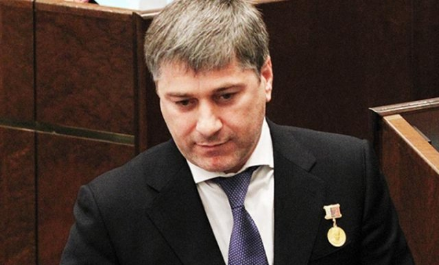 Сенатор СулейманГеремеев