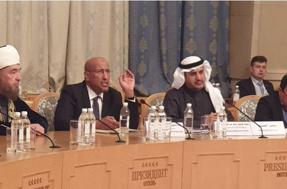 На конференции «Ислам – миссия милости и мира»