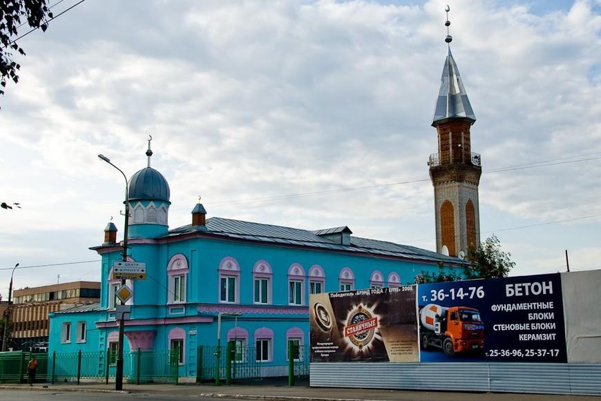 Соборная мечеть города Пензы