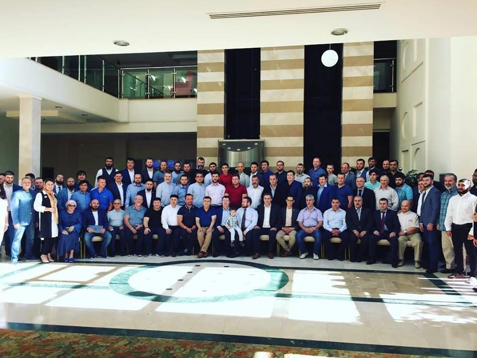 Встреча в Алании 2018 год