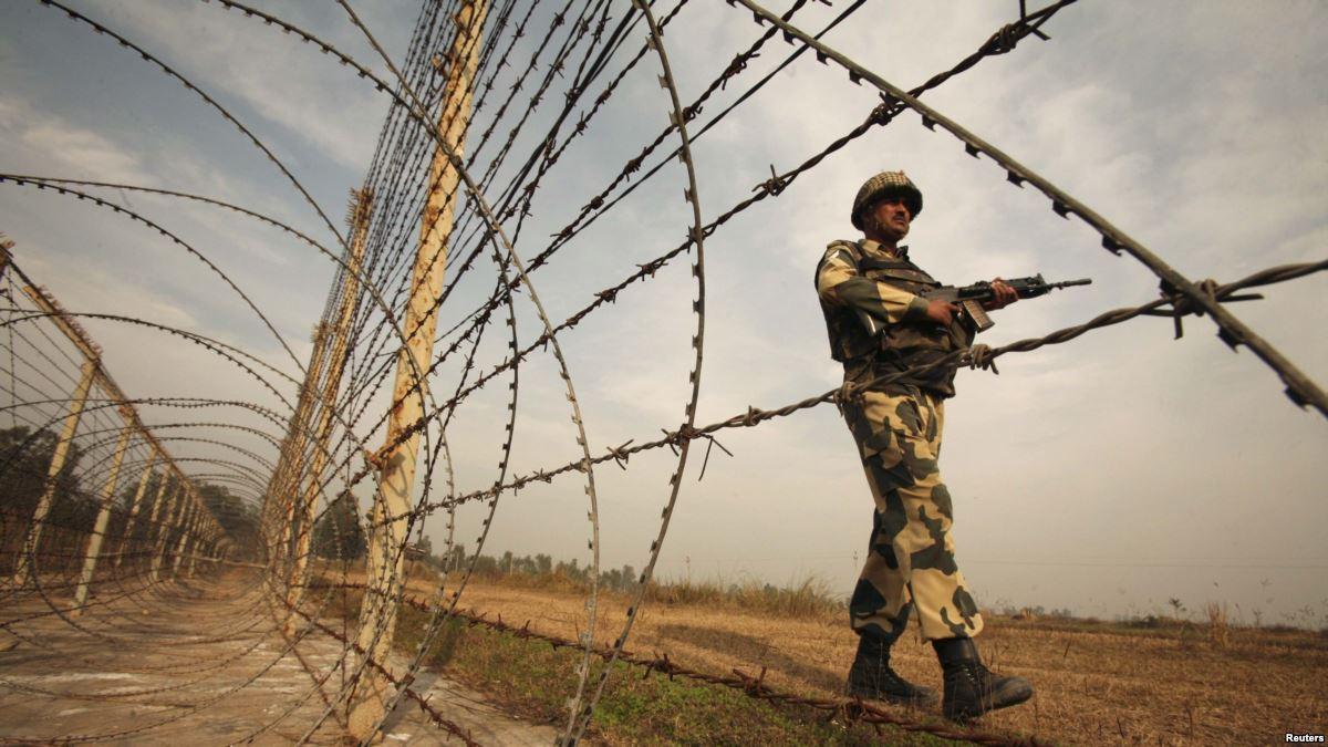 На индо-пакистанской границе начались боевые действия