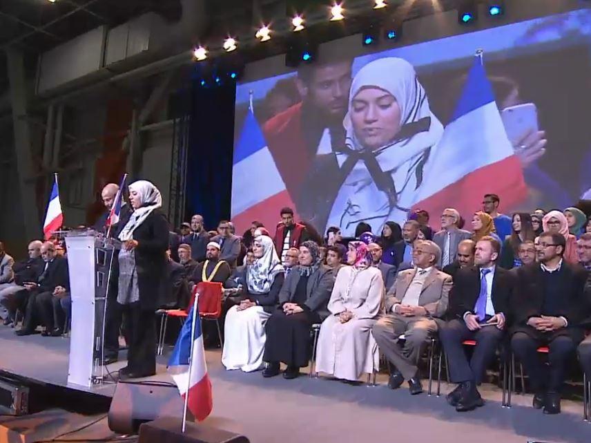 На 35-м мусульманском форуме-фестивале в Париже