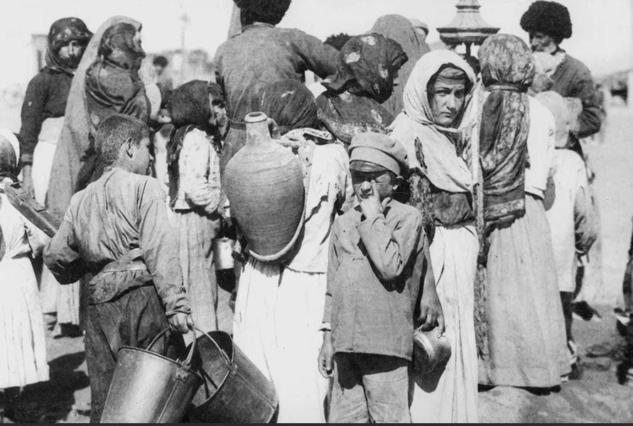 Армяни османской империи в начале ХХ века